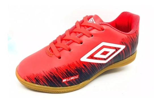 Chuteira Futsal Umbro Burn Jr Of82065-072