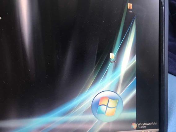 Urgente Notebook- Windows Vista