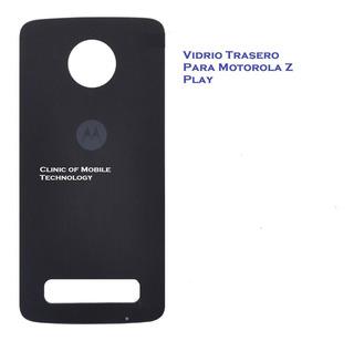 Vidrio Trasero Motorola Z Play