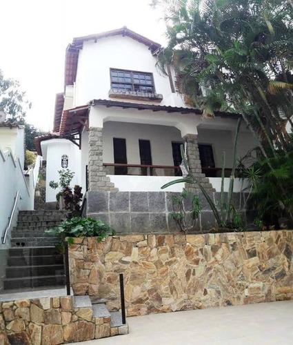 Imagem 1 de 11 de Casa À Venda, 250 M² Por R$ 1.300.000,00 - Ingá - Niterói/rj - Ca16345