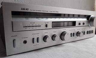 Amplificador Receiver Akai Aa-r30 Muy Bueno.