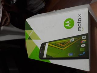 Celular Moto X Play Semi Novo