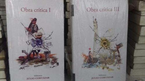 Julio Cortazar Coleccion La Nacion- Stock En La Descripcion