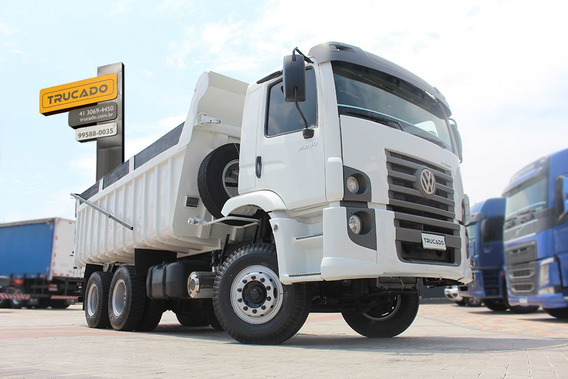 Trucks Volks 31280 2015 6x4 2014 Caçamba Comum 16m³