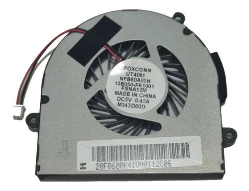 Fan Cooler Ventilador Fancooler Laptop P3400   (nuevo)