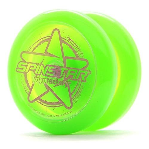 Yoyo Spinstar Básico Principiantes Yoyofactory