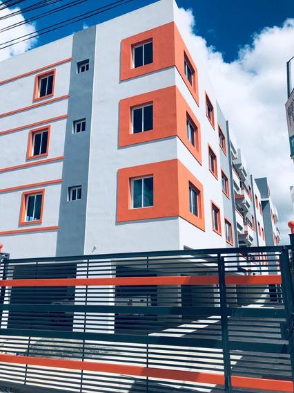 Venta Finos Apartamentos En Carretera Mella
