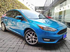 Ford Focus Sin Definir 4p Se Luxury L4/2.0 Man