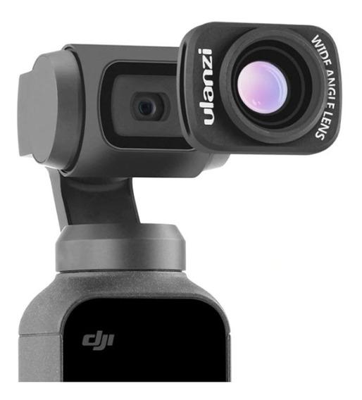Lente Grande Angular Para Câmera Dji Osmo Pocket ( Wide )