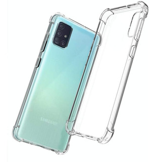 Capa Capinha Case Anti Choque Galaxy A31 + Pelicula De Vidro