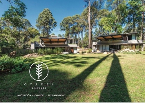 Avándaro Valle De Bravo, Espectacular Conjunto De 9 Lujosas Casas
