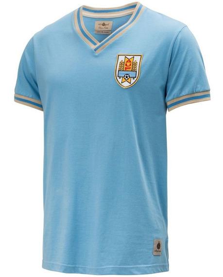 Camisa Uruguai Retrô Gol Seleção Edição Limitada