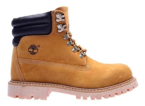 Bota Timberland Brooklyn Boot Calzado Cuero Moda Montaña