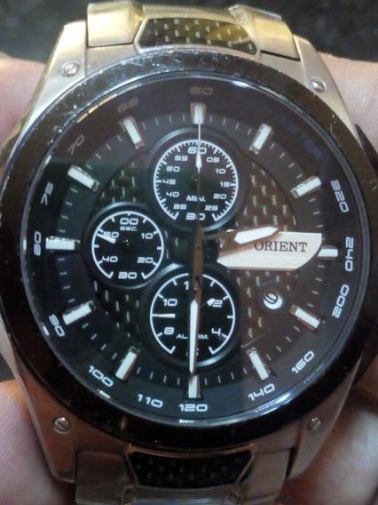 Relógio Orient Speed Tech Fibra De Carbono