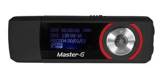 Reproductor Mp3 8 Gb Master G - Mobilehut