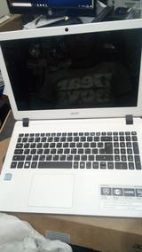 Notebook Acer 15.6p Corei3 6006u 4gb Mem Hd500gb Win10
