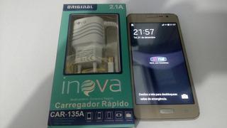 Smartphone Samsung Galaxy Gran Prime G530 De 8gb +carregador