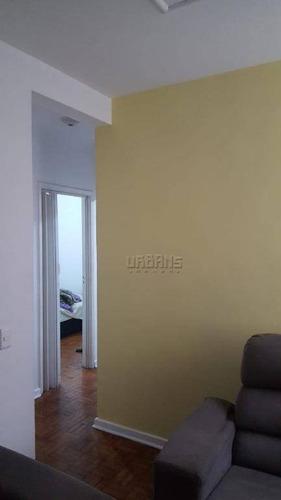 Imagem 1 de 14 de Apartamento, 52 M² - Venda Por R$ 243.800,00 Ou Aluguel Por R$ 1.000,00/mês - Vila Helena - São Bernardo Do Campo/sp - Ap1458