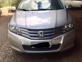 Honda City 1.5 Ex Flex Aut. 4p 2010