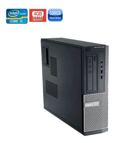Pc Dell 390 I5-2400 4gb Hd 500gb + Kit Teclado E Mouse Usb