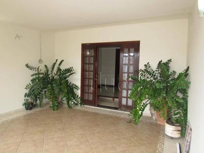 Casa Com 3 Dormitórios Para Alugar, 174 M² Por R$ 1.500/mês - Jardim Castor - Piracicaba/sp - Ca2015