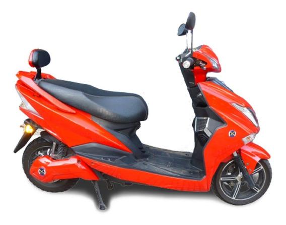 Moto Eléctrica Sunra Hawk 3000 W Sin Registro Ni Patente.