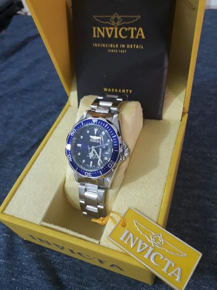 Relógio Masculino Invicta 9204 Usado - Importado
