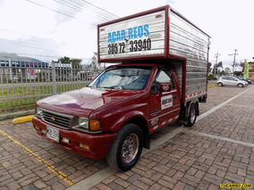 Chevrolet Luv Furgon 2300 Mt 4x2