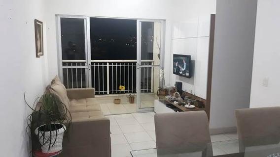 Apartamento 03 Quartos, 02 Vagas, Área De Lazer Completa - 47561