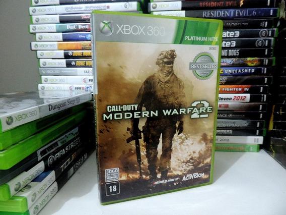 Call Of Duty Modern Warfare 2 Mw2 Para Xbox 360 E Xbox One