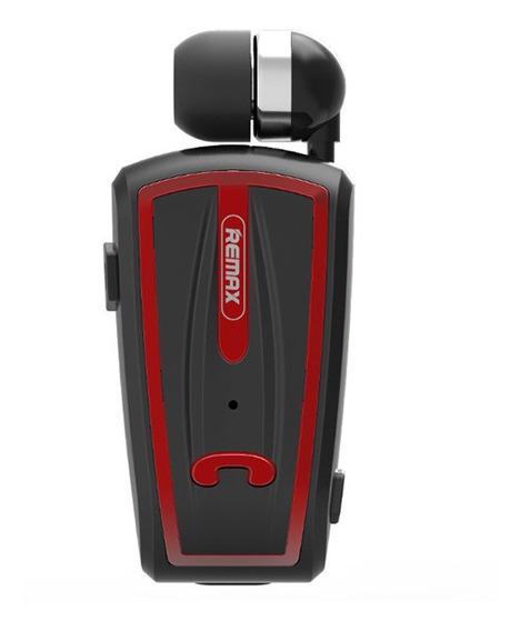 Fone De Ouvido Bluetooth Remax No Ouvido Cancelamento De Ruí