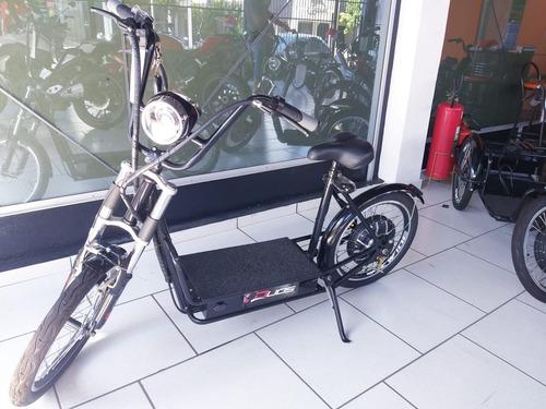 Patinete Elétrico Scooter -800w 48v 15ah -duos Bike