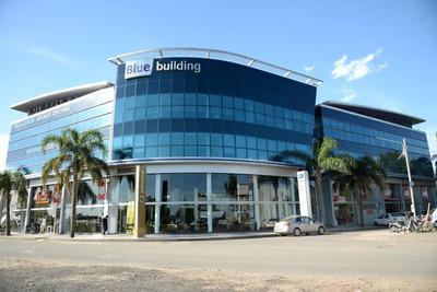Excelente Oficina En Alquiler En Edificio Blue Building