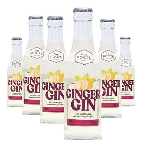 Imagem 1 de 1 de Easy Booze Pink Lemon 200g ( 6 Unidades )