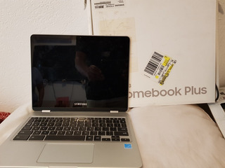 Samsung Crhomebook Plus Open Box