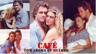 Dvd Novela Café Com Aroma De Mulher Dublada Em 28 Dvds