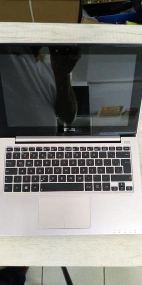 Carcaça Notebook Asus X202e - Leia A Descrição
