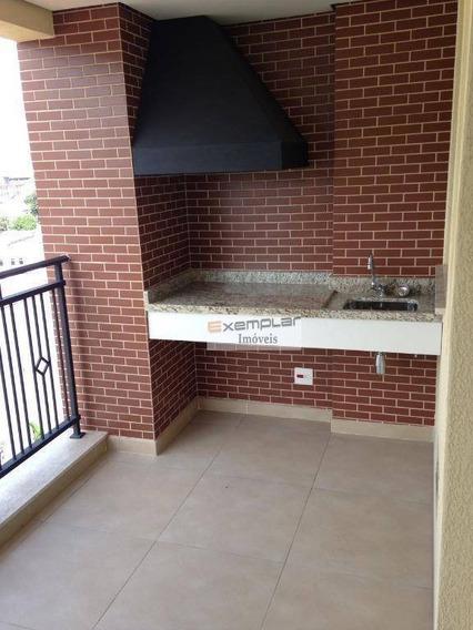 Apartamento Com 1 Dormitório Para Alugar, 44 M² Por R$ 1.800,00/mês - Santana - São Paulo/sp - Ap0315