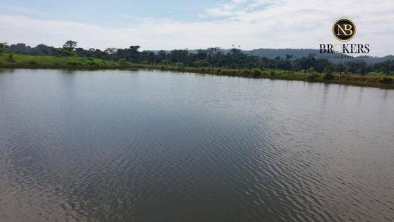 Fazenda À Venda, 28200000 M² Por R$ 25.990.000 - Zona Rural - Juara/mt - Fa0001