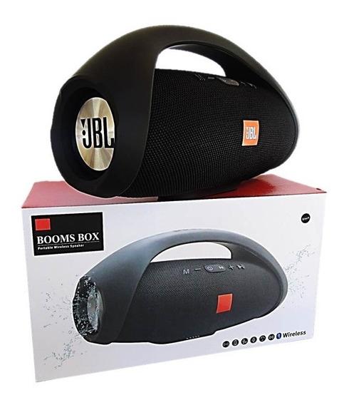 Caixa De Som Jbl Boombox Grande 35cm 60w Bluetooth Sd Usb