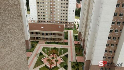 Imagem 1 de 16 de Apartamento Para Venda Com 46 M² | Colônia (zl)| São Paulo Sp - Ap593581v