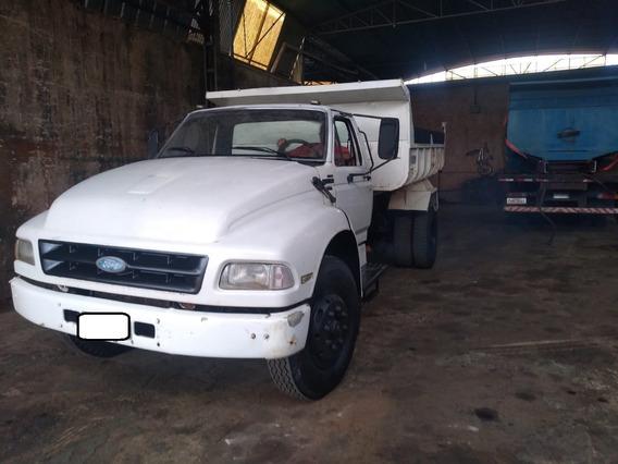Ford 12000 Ano 93 Com Caçamba