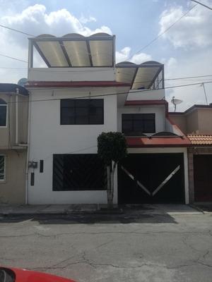 Preciosa Casa En Valle De Aragon 3ra. Seccion
