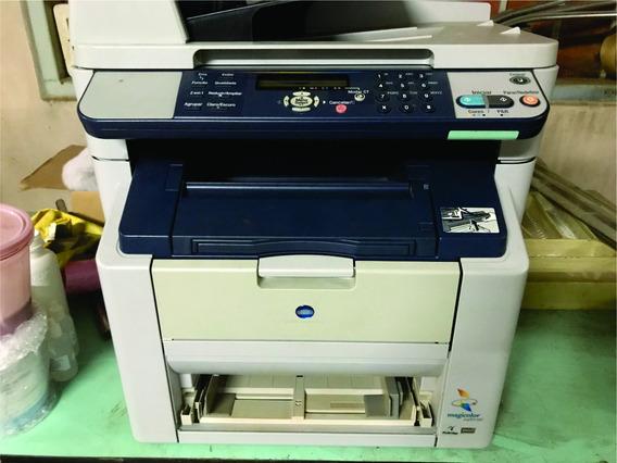 Impressora Digital Kônica Minolta Magicolor 2480