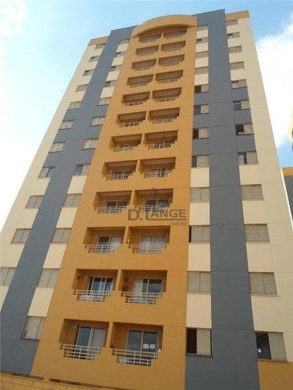 Apartamento Com 3 Dormitórios À Venda, 72 M² Por R$ 360.000,00 - Bonfim - Campinas/sp - Ap18036