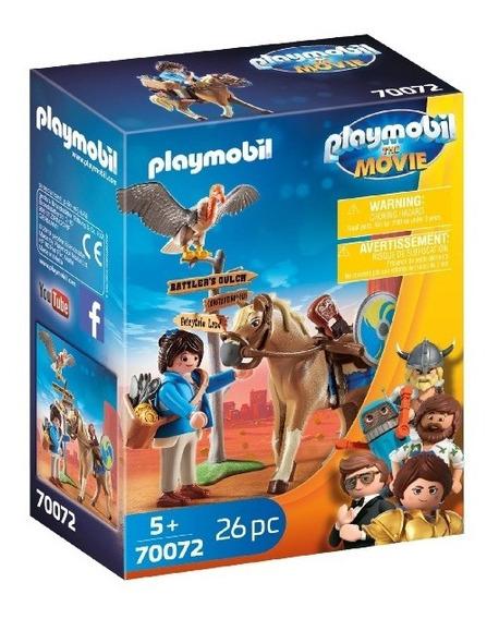 Playmobil - The Movie Marla Con Caballo