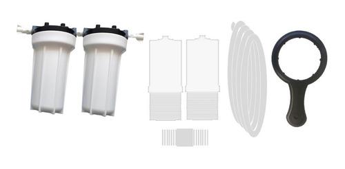 Filtro Purificador Agua Ozono Doble Filtracion Envio Gratis