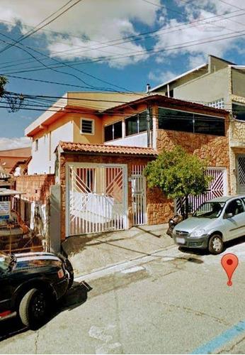 Sobrado Com 3 Dormitórios À Venda, 350 M² Por R$ 2.000.000,00 - Chácara Belenzinho - São Paulo/sp - So1192