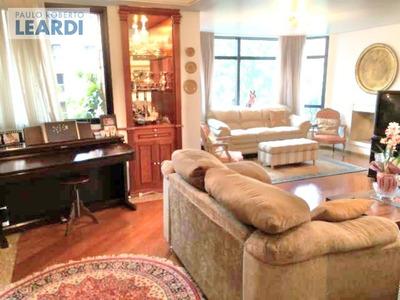 Apartamento Moema - São Paulo - Ref: 402386