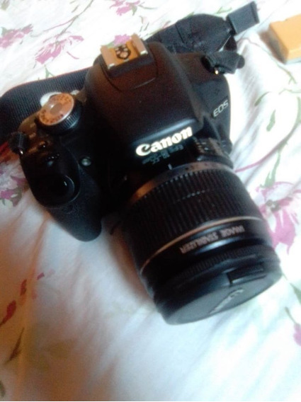 Câmera Fotográfica Canon T1i Com Acessórios